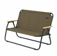 【LOGOS 日本】雙人椅 休閒椅 露營椅 摺疊椅 (LG73174034)