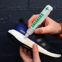 Sneakers er+ ultra boost NMD 泛黃 球鞋補白 保麗龍底 清潔 補漆筆 泛黃 還原 補色筆 筆