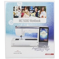 (Janome) Janome Horizon Memory Craft 15000 Work Book-