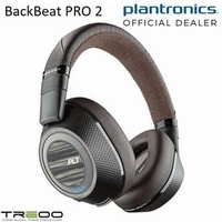 Plantronics BackBeat PRO 2 Wireless Bluetooth Noise-Cancelling Over-the-Ear Headphone with Microphone