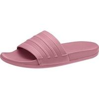 Adidas 玫瑰粉女款軟底拖鞋 NO.B42205