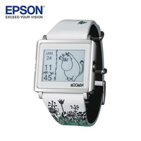 【EPSON DAY】Smart Canvas Moomin 嚕嚕米手錶單支促銷