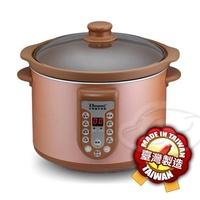 加贈5L悶燒鍋 Dowai 多偉 4.7L全營養萃取鍋/陶鍋/燉鍋/電陶鍋 DT-623