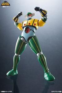 【誥誥玩具箱s】代理版 ~ SR合金 Super Robot Chogokin 鋼鐵神吉克 (現貨)