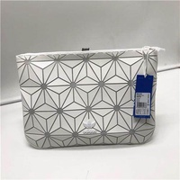 Adidas Official Clutches Adidas 3d Roll Top Discounted Bag White