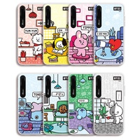 BTS BT21 Official Merchandise - Roomies Light Up Phone Case for Apple iPhone