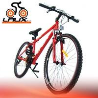 【LAUX 雷克斯】 標致 26吋18速鋁合金前避震登山車及自行車.腳踏車.卡打車.單車(95%組裝完成)C114-09