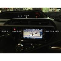 Toyota Prius c 音響安卓主機/導航/音樂/藍芽/數位