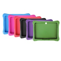 Square EVA Protective Shell for 10.1 Inch Samsung TAB4 T530