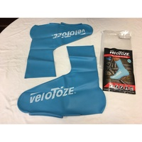 北投騎樂●公司貨●Velotoze 鞋套/防水/防風/橡膠/藍色