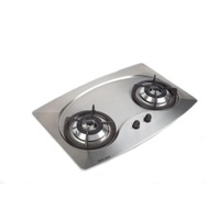 Tecno MINI 2 SV Built-In Hob With Safety Valves (Silver)