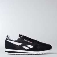 [Reebok] Classic / Unisex CL LEATHER RIPPLE LOW BP / AR2642