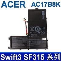 ACER AC17B8K 4芯 原廠電池 Swift 3 SF315 Swift3 SF315-52G
