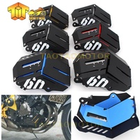 1pcs For Yamaha Mt-09 Fz-09 Fj-09 Mt-09 Tracer/tracer 900 -motorcycle Accessories Coolant Recovery Tank Shielding Cover