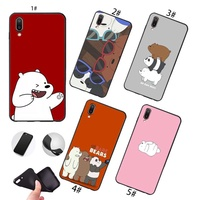 we bare bears cute For iphone se xr 8 xs 8plus Phone Case
