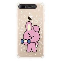 BT21 iPhone7 8 Plus soft lighting case