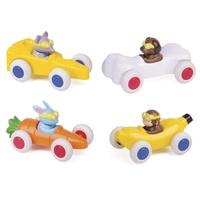 瑞典Viking Toys維京玩具-動物賽車