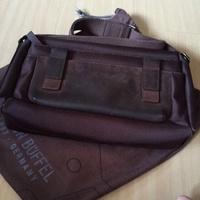 Braun Buffel Bag w/ Dustcover