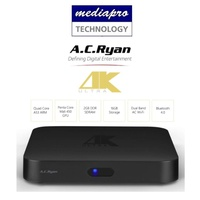 AC Ryan 4K ULTRA Steaming Media Player with 2.0GHz Quad-Core A53 ARM Processor