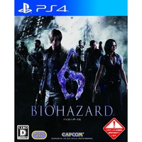 PS4 惡靈古堡6 亞版 中文版