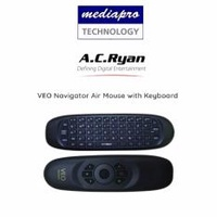 Ac Ryan VEO Navigator Air Mouse with Keyboard with Recharge Battery