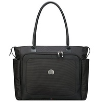 DELSEY Paris Delsey Luggage Cruise Lite Softside Ladies Travel Tote, Black, One Size