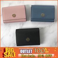 Tory Burch Short Clip Wallet Tb Clutch Bag Clutch Bag Wallet