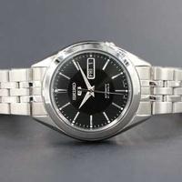 🚚 [BNIB] SEIKO 5 SNKL23 SNKL23K1 Automatic Watch (Original Hardlex Crystal)