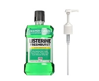 1dce4a215289 Listerine Mouthwash With Pump - BigGo Price Search Engine