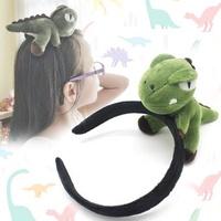 超可愛立體恐龍造型髮箍★愛麗絲生活購物網★M0476