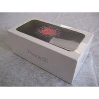 【蘋果園】128G太空灰色 全新盒裝未拆封 iPhone SE 128GB 空機 A1723 全頻機 Apple保固一年
