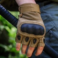 軍迷特種兵黑鷹戰術手套男半指防割格鬥防身511作戰手套07a內手套