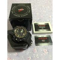 Casio G-Shock Mudmaster Analog Digital Twin Sensor GG-1000-1A5 GG1000-1A5 Men's Watch