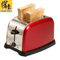 【鍋寶】厚片/薄片吐司不鏽鋼烤麵包機-OV-860-D