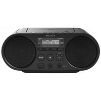 Sony ZS-PS50 Portable CD Player (Black) - Intl