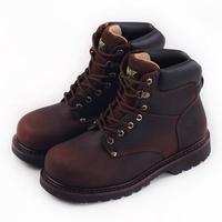 LJB 男款 凱欣 KS MIB M-G6039 真皮鋼頭固特異 安全鞋 工作鞋 戰鬥靴