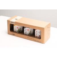 「正豐麻油廠」醬類3入禮盒組(白芝麻醬 黑芝麻醬 辣椒醬)