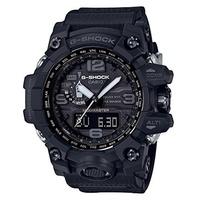▶$1 Shop Coupon◀  Men s Casio G-Shock Triple Sensor Mudmaster Black Watch GWG1000-1A1