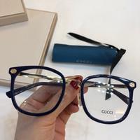 Gucci古馳 新款眼鏡框男女適用可配近視鏡片 GG2263