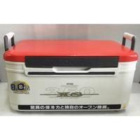 RYOBI 冰箱 攜帶式冰箱 露營 超輕量冰箱 35L 綠
