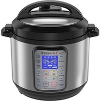 Instant Pot DUO Plus 60, 6 Qt 9-in-1 Multi- Use Programmable Pressure Cooker, Slow Cooker, Rice Cook