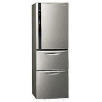 Panasonic 國際牌385公升三門變頻冰箱 NR-C389HV-S(銀河灰)