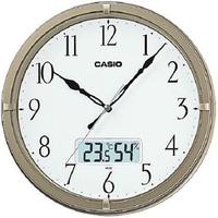 Original CASIO Digital &amp  Analog Wall Clock IC-02-9 ( 6 months warranty)