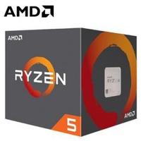 AMD【六核】Ryzen 5 2600X  3.6GHz(Turbo 4.25GHz)/6C12T/快取19MB/95W/代理商盒裝三年保固