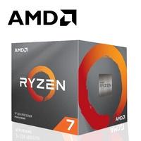 AMD Ryzen 7-3700X 3.6GHz八核心 中央處理器(R7-3700X)