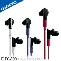 【ONKYO】IE-FC300入耳耳塞式耳機