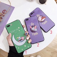 VIVO V9 V5 V7 PLUS Y83 Y71 Y97 X20 X21 X23  Y66 flying elephant phone case cover