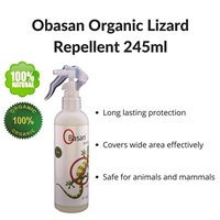 Obasan Organic Lizard Repellent 245ml