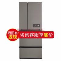 松下(Panasonic)变频冰箱多门智能电冰箱风冷无霜家用498升 NR-EE50TP1-S