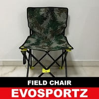Field Chair / Camping Chair / Foldable Chair / Fishing Chair / Outdoor Chair / Army Chair